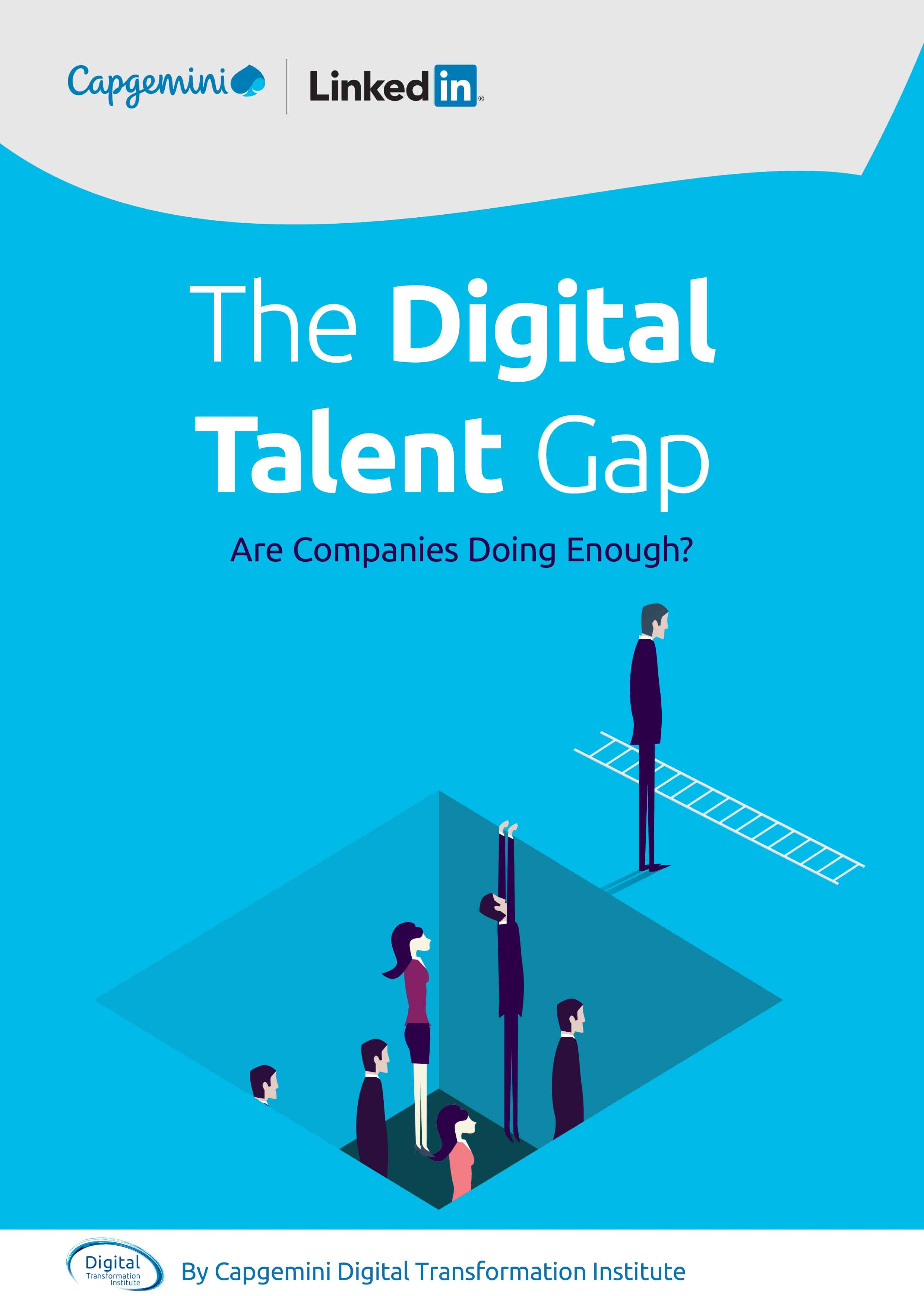 The Digital Talent Gap - Are companies doing enough?