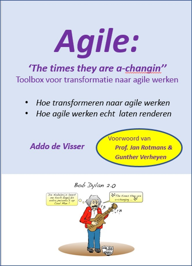 Agile, the times they are a-changin